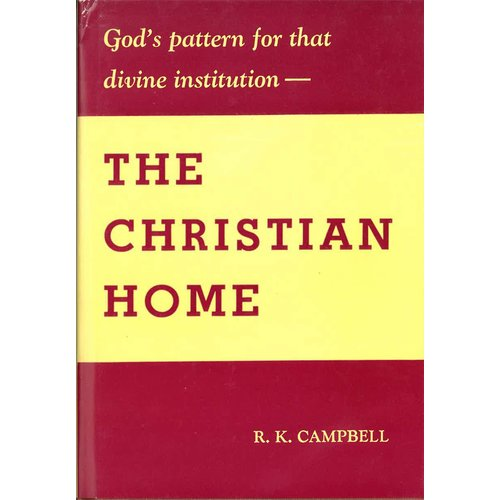 The Christian Home.