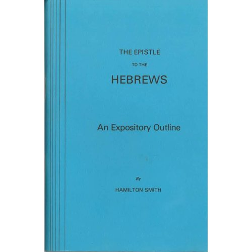 The Epistle to the Hebrews.