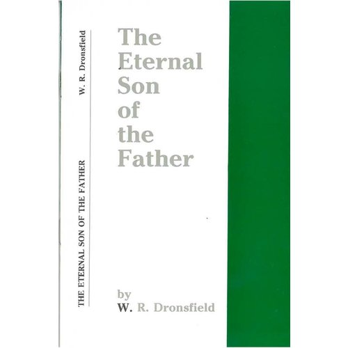 The eternal Son of the Father.