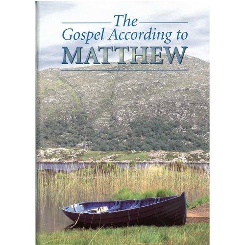 The Gospel According to Matthew.