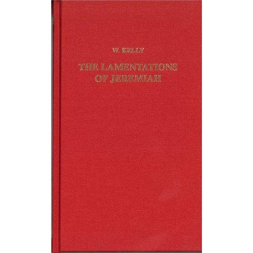 The Lamentations of Jeremiah.