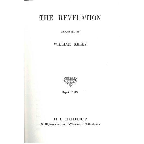 The Revelation.