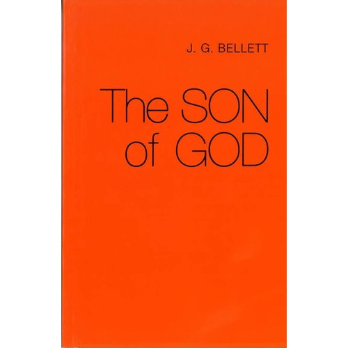 The Son of God.