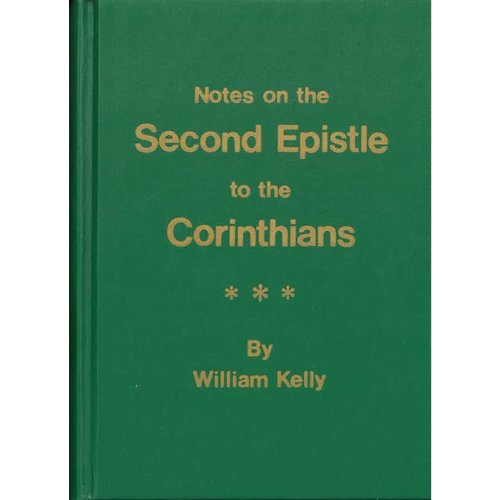 Notes on the Second Epistle to the Corinthians.