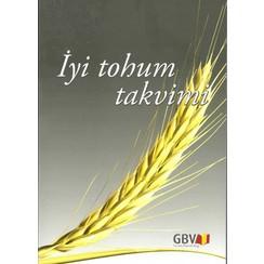 Het Goede Zaad A6 tijdloos Turks boekkalender
