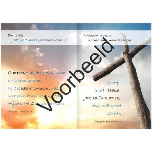 Traktaat: Wat het kruis ons vertelt