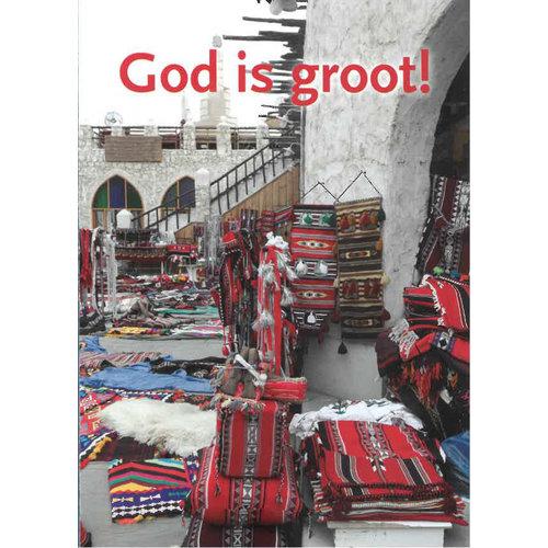 Traktaat: God is groot!