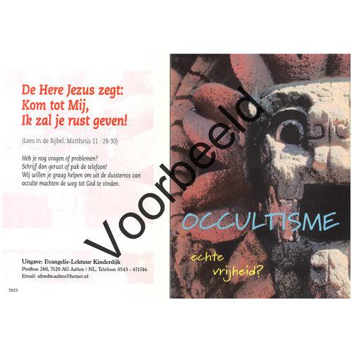 Traktaat: Occultisme - echte vrijheid?