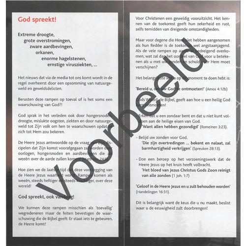 Traktaat: Noodlot - Toeval of waarschuwing