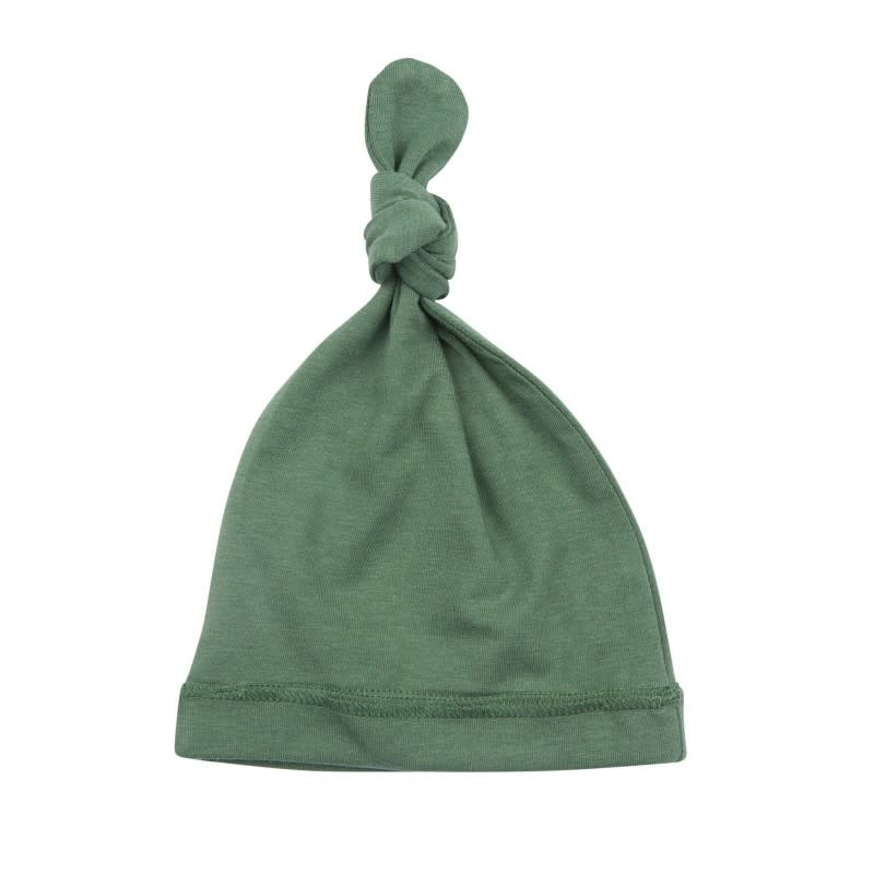 Newborn mutsje aspen green-1