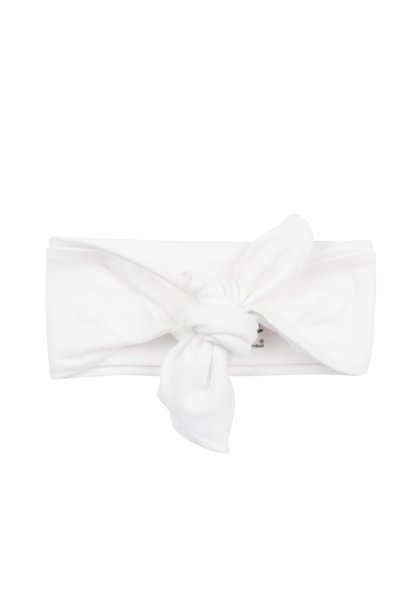 Haarband white