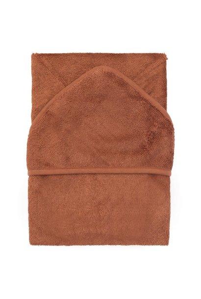 Badcape XXL hazel brown