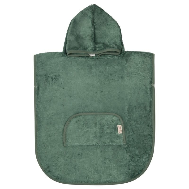 Poncho aspen green-1