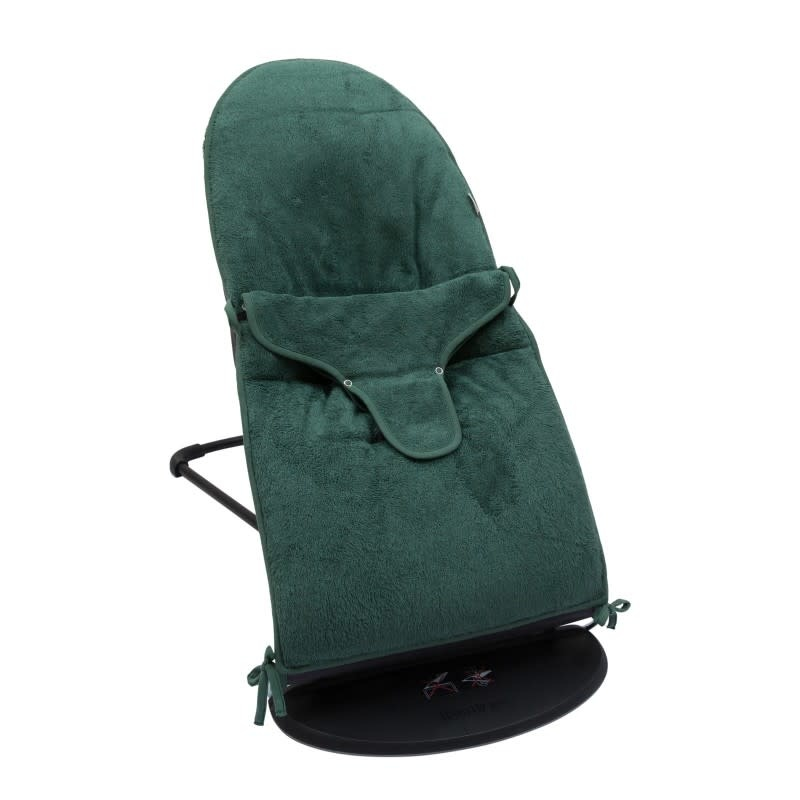 Relaxinlegger Babybjörn aspen green-1