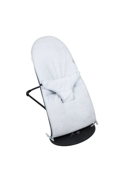 Relaxinlegger Babybjörn silver grey