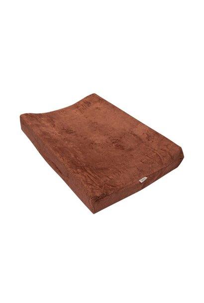 Waskussenhoes hazel brown