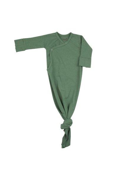 Kimono gown aspen green