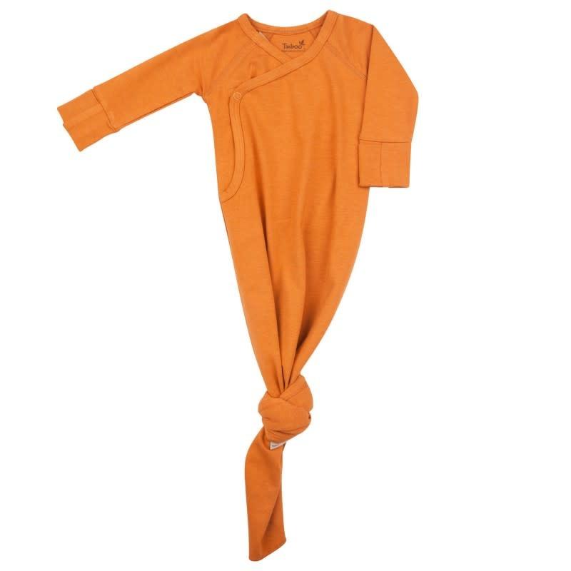 Kimono gown inca rust-1