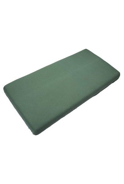 Hoeslaken aspen green
