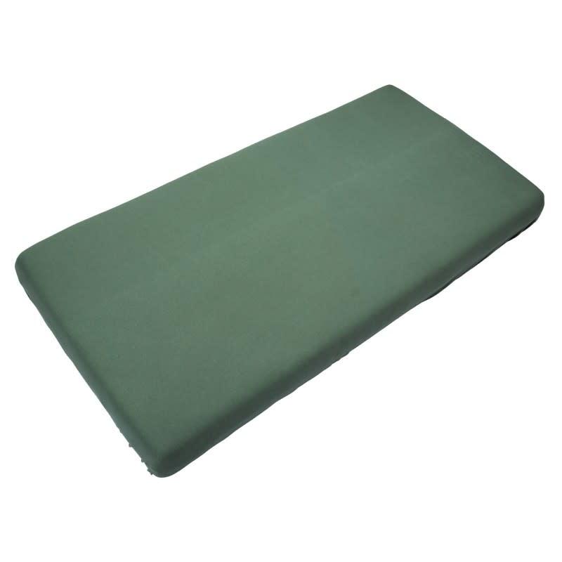 Hoeslaken aspen green-4