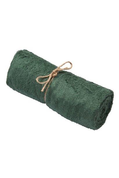 Handdoek aspen green
