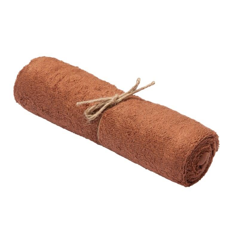 Handdoek hazel brown-3