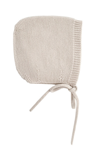 Bonnet dolly off-white