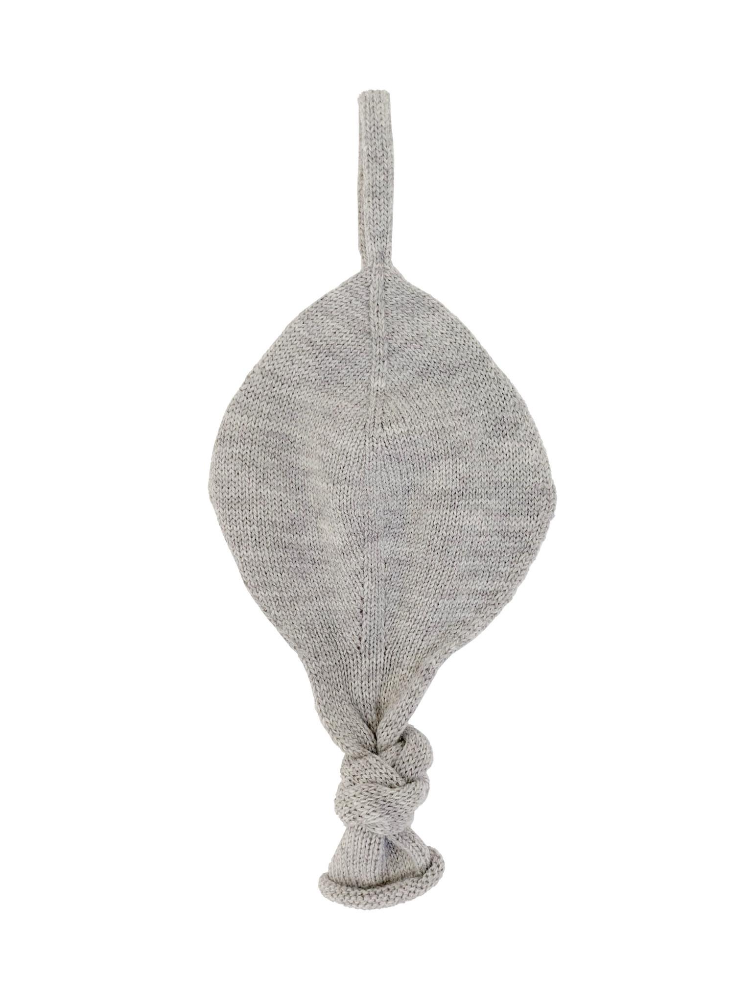 Titi comforter grey melange-1