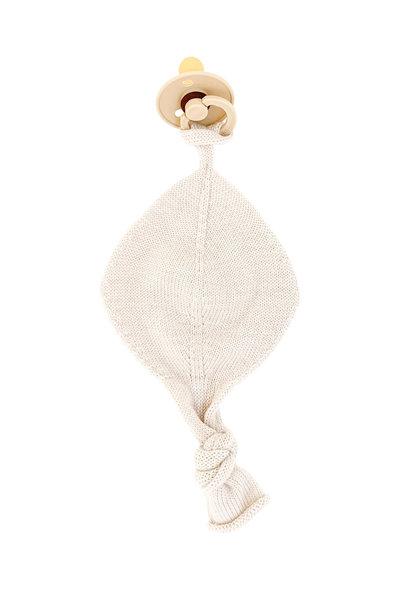 Titi comforter off-white