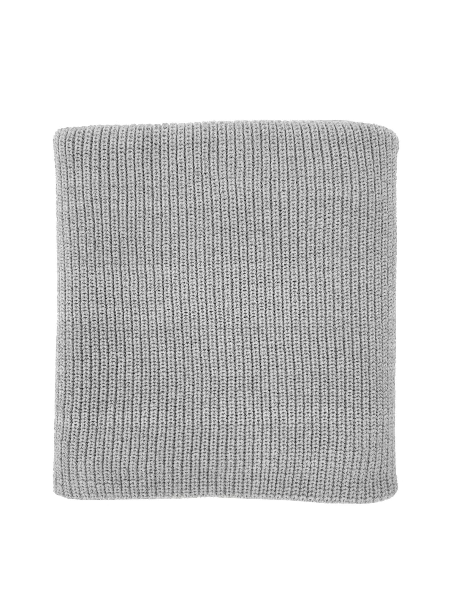 Wiegdeken anita grey melange-1