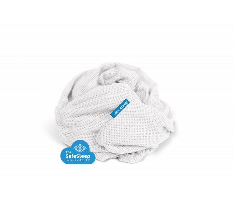 Sleep Safe hoeslaken white-1