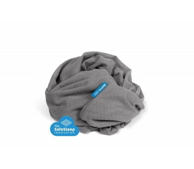 Sleep Safe hoeslaken dark grey-1