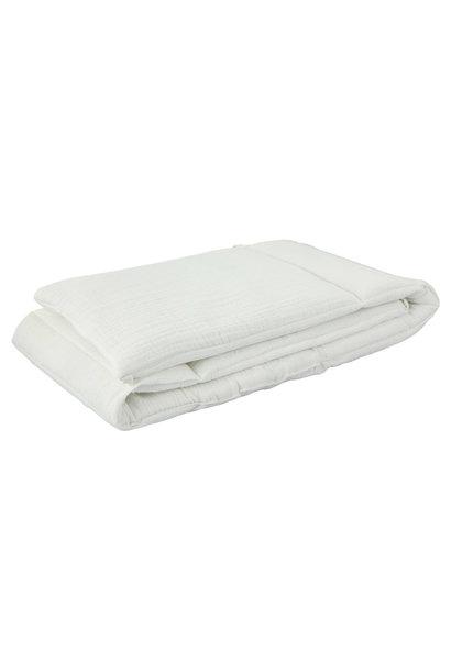 Bedbumper bliss white