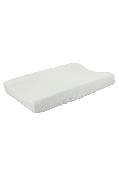 Waskussenhoes bliss white