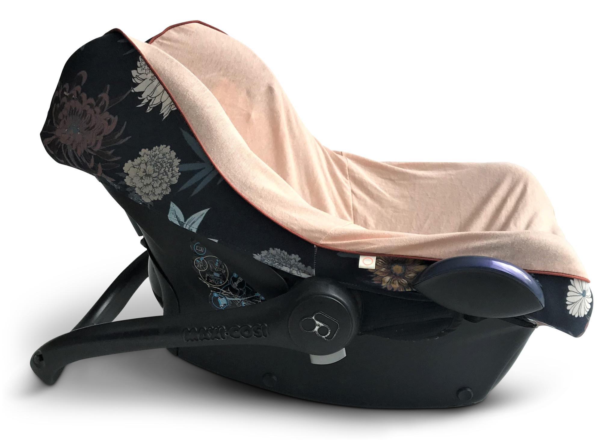 Hoes autostoel maxi cosi poppy-1