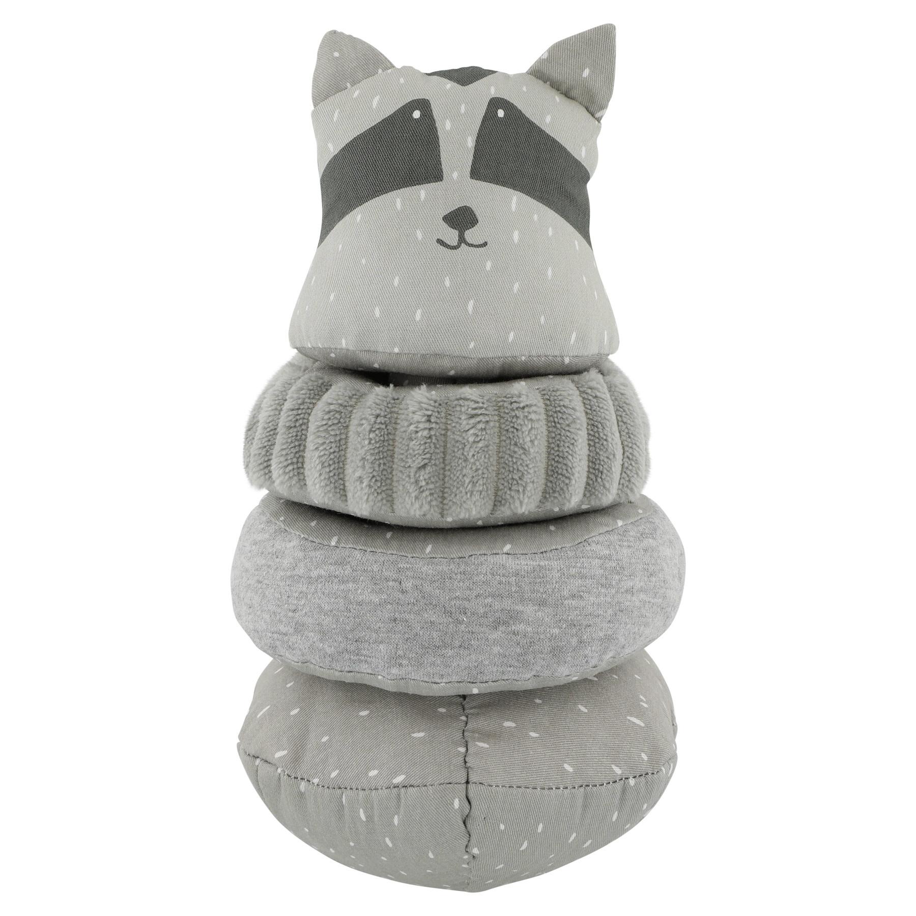 Stapelbare duikelaar mr. raccoon-1