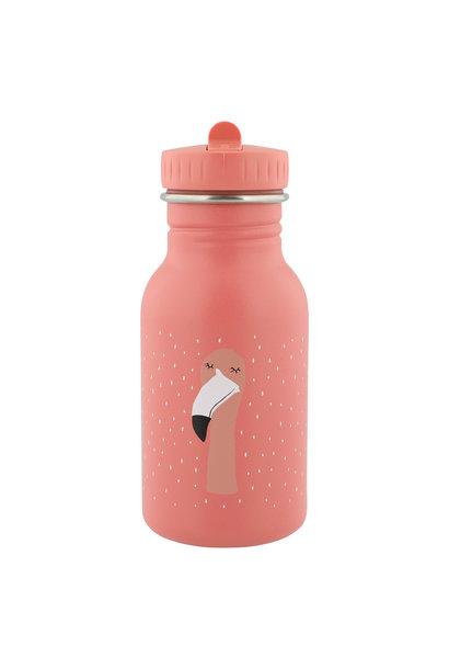 Drinkfles 350ml mrs. flamingo