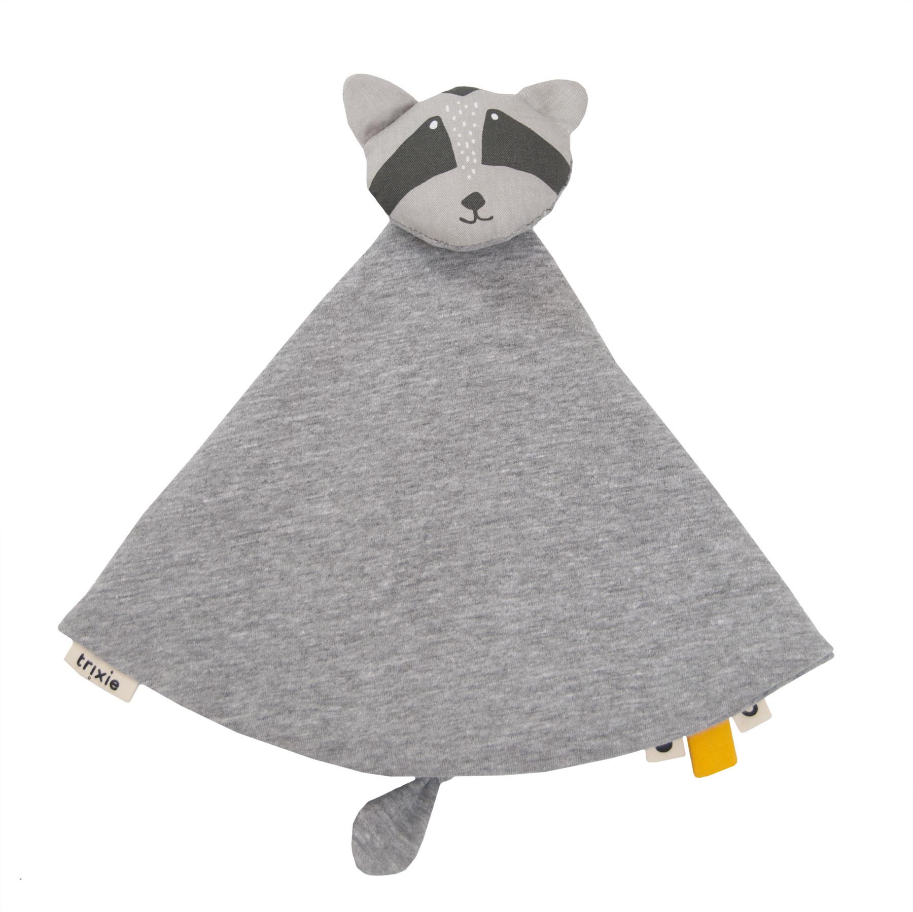 Knuffeldoekje mr. raccoon-1