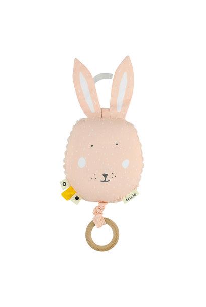 Muziekdoosje mrs. rabbit
