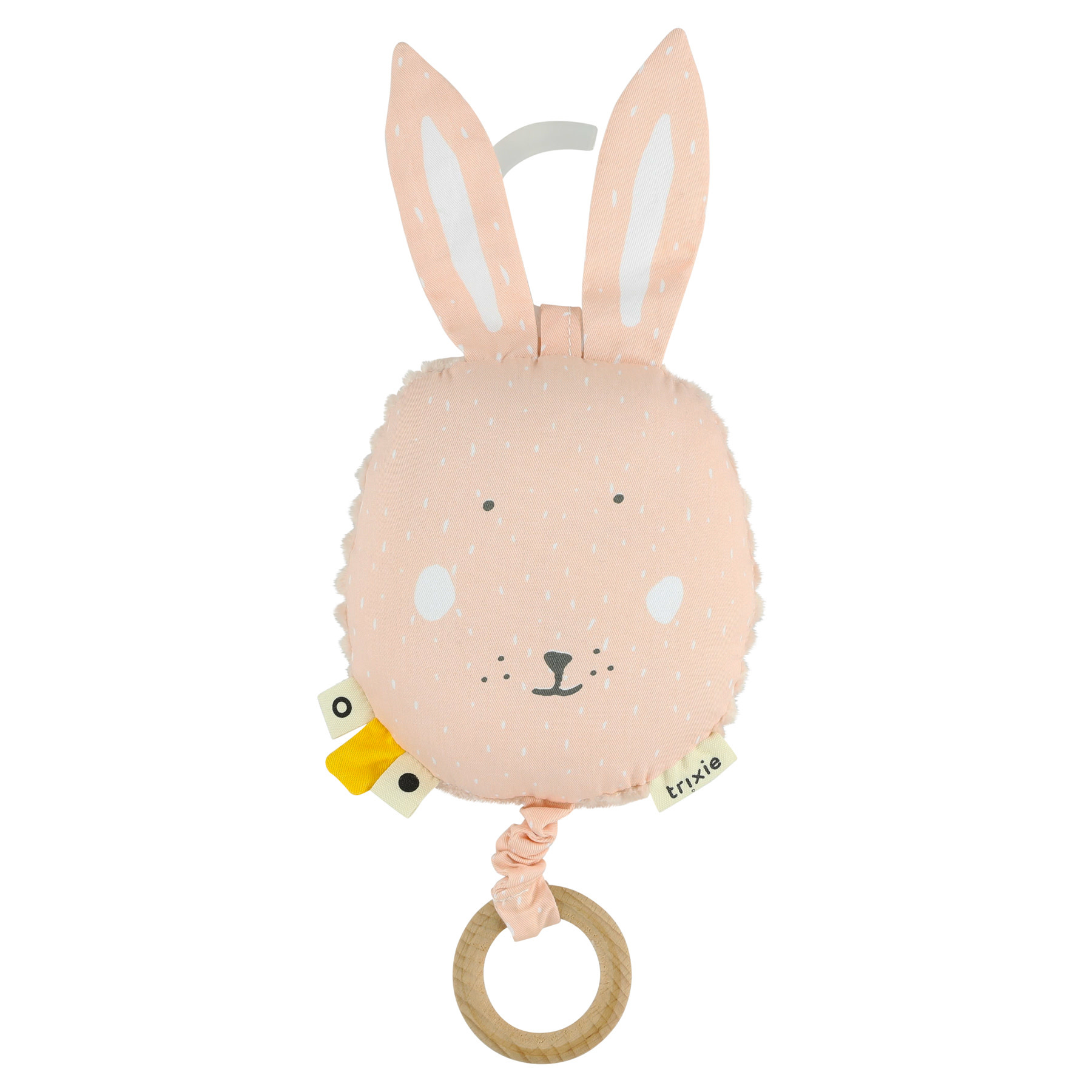 Muziekdoosje mrs. rabbit-1