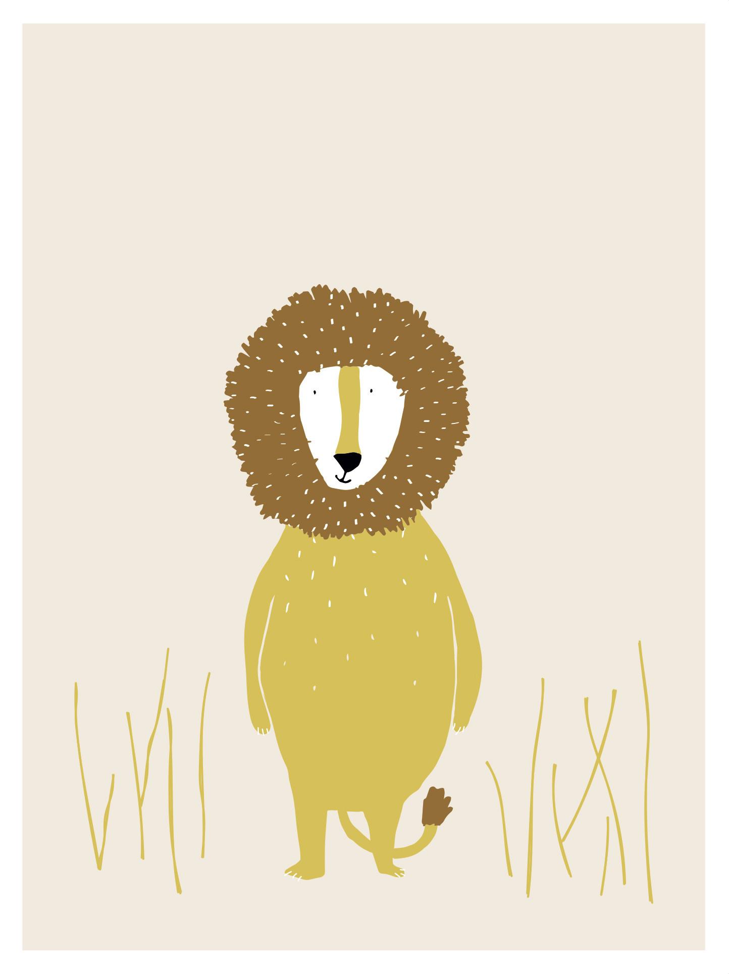 Poster mr. lion-1