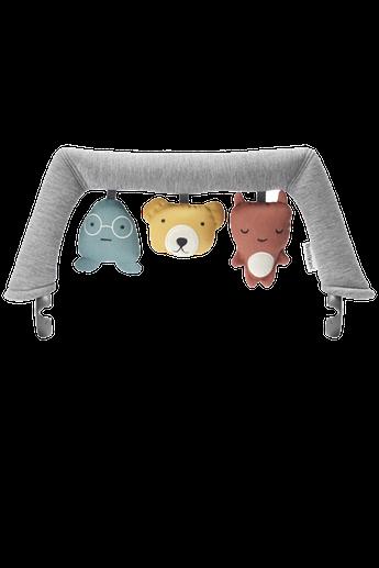 Speelgoed voor wipstoeltje knuffelvriendjes-1