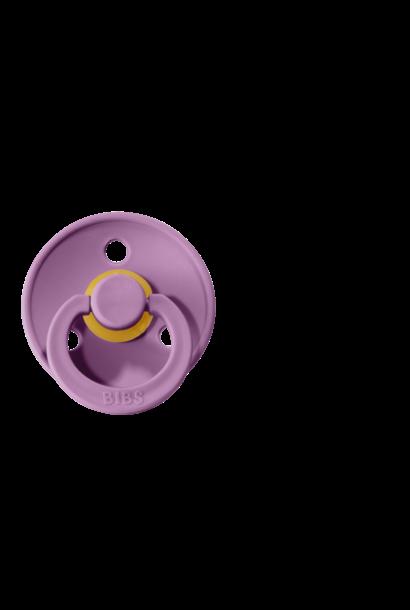 BIBS fopspeen +18M lavender