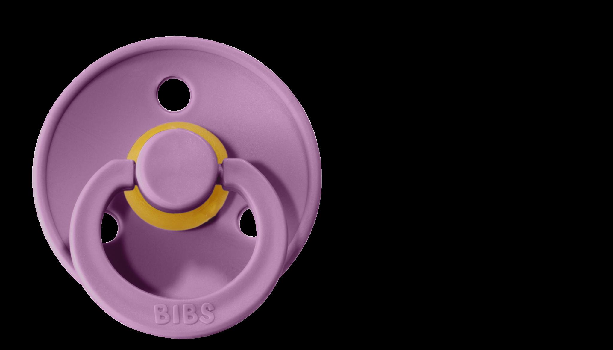 BIBS fopspeen +18M lavender-1