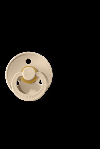BIBS fopspeen 0-6M vanilla