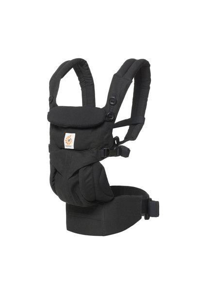 Babydraagzak Omni 360 pure black