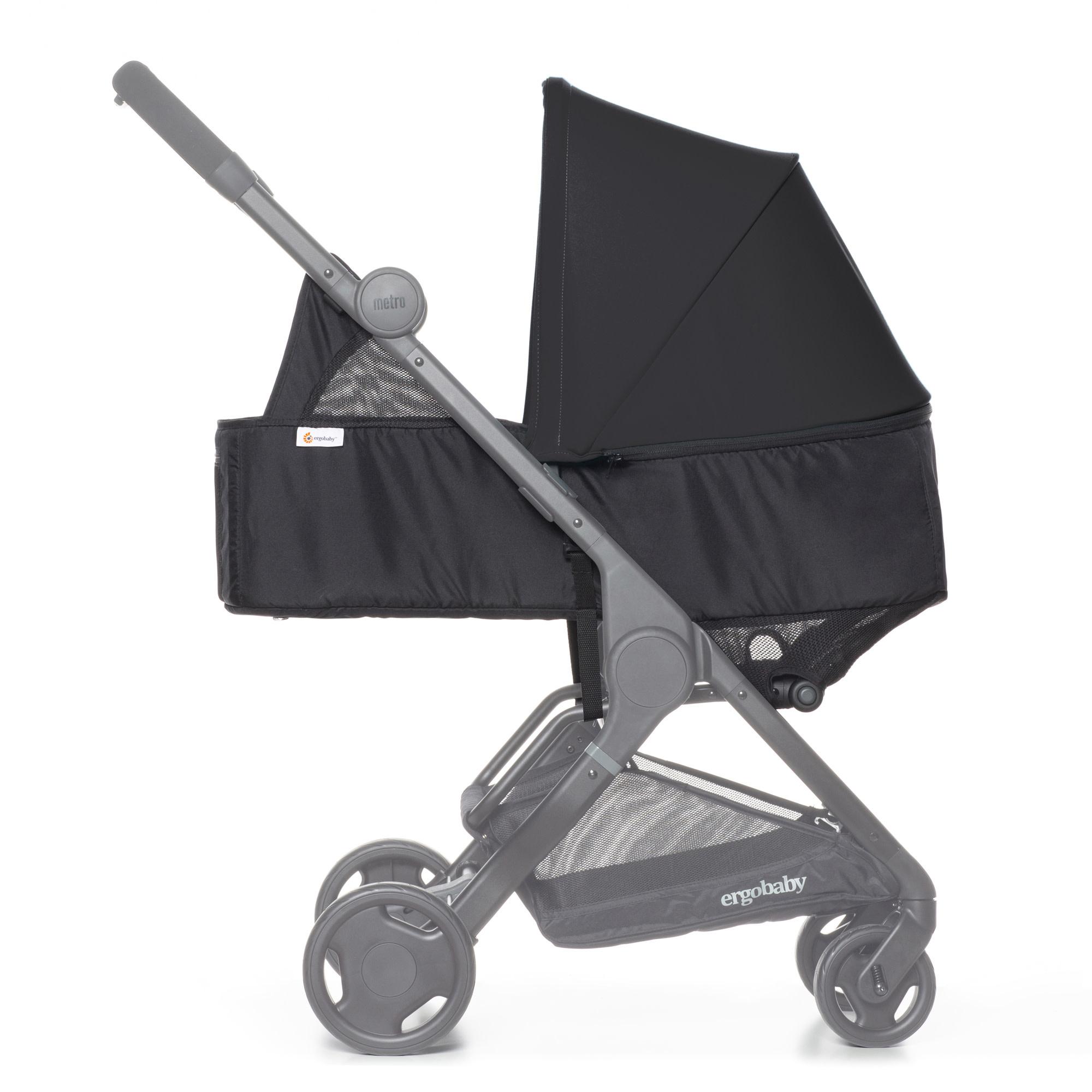 Metro Compact Stroller newborn kit black-1