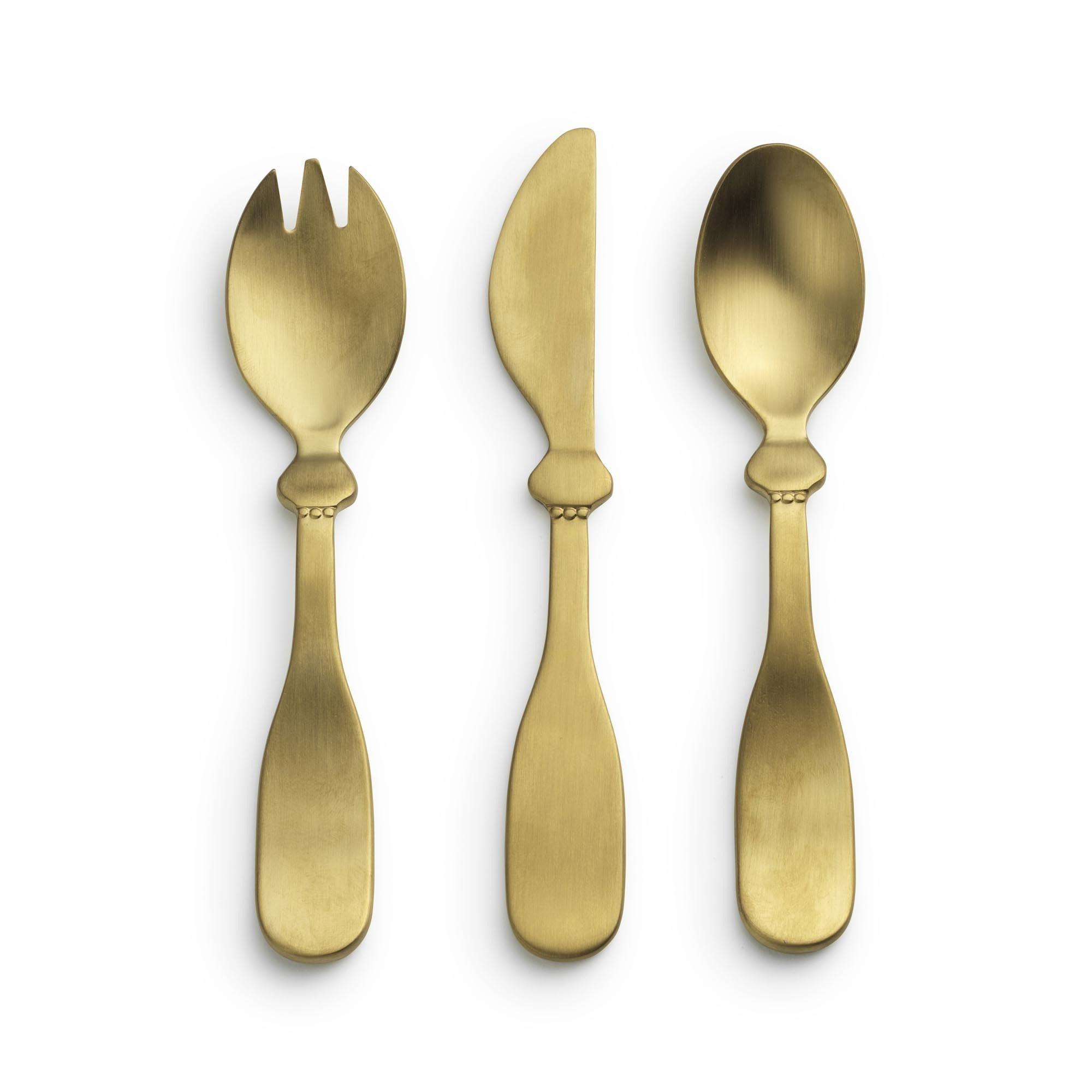 Bestekset gold-1