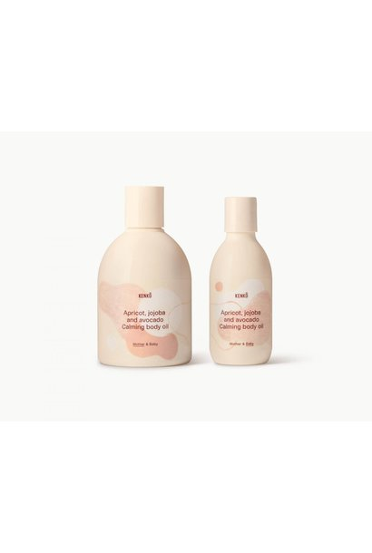 Kenkô body oil mother and baby