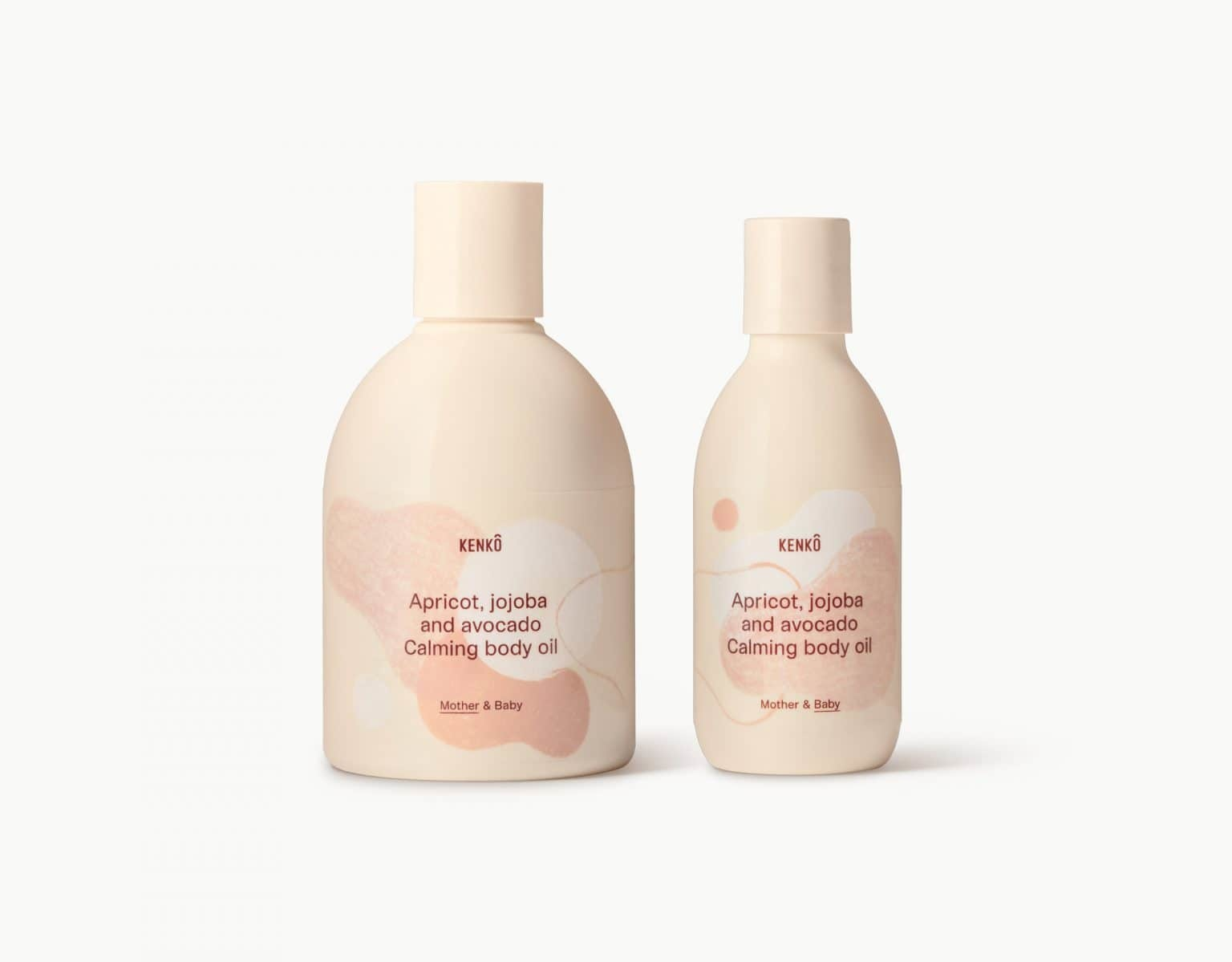 Kenkô body oil mother and baby-1
